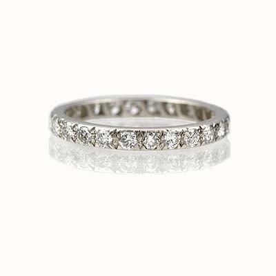 Wedding - Circa 1930s Diamond eternity band