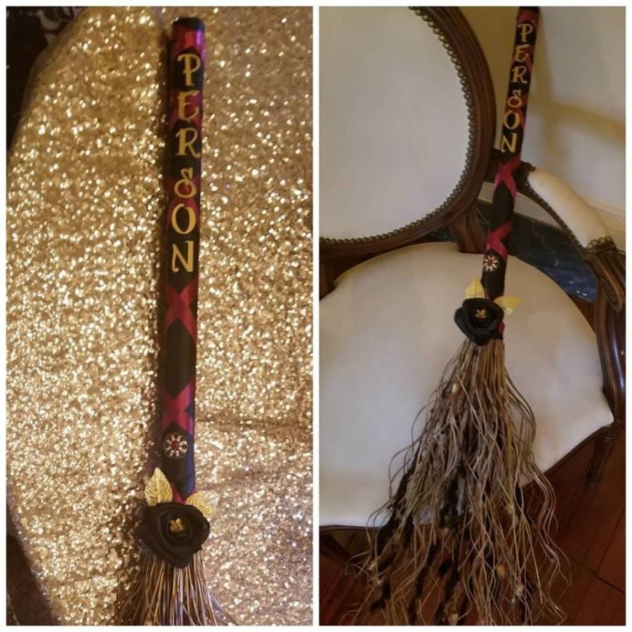 Mariage - Traditional Wedding Jump Broom