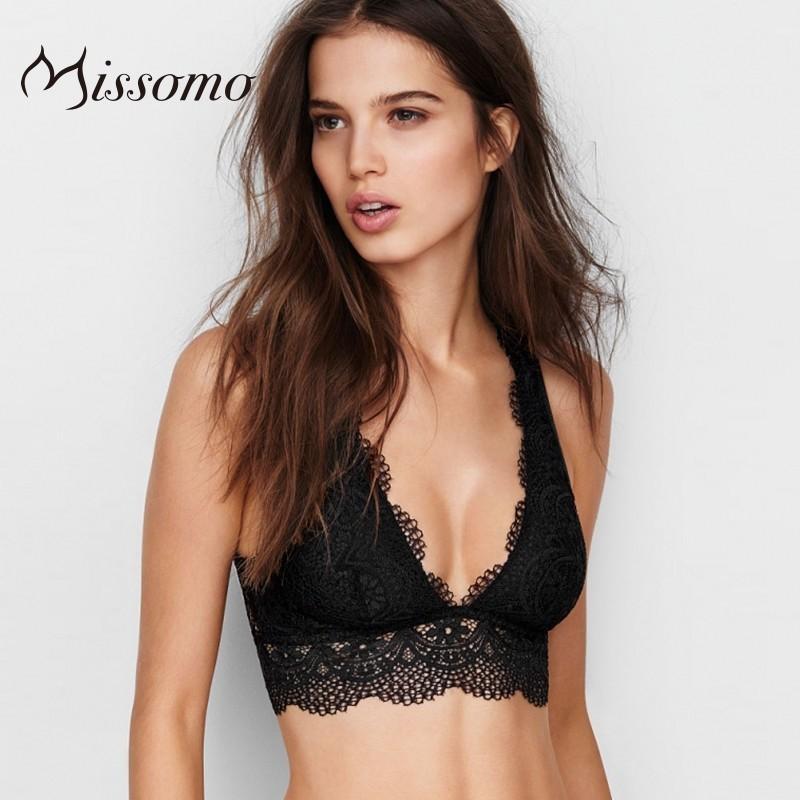Wedding - Sexy Wire-free Lace Bra Underwear - Bonny YZOZO Boutique Store