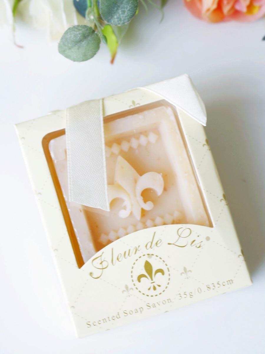 Wedding - صابون - مناسب كهدية ، بنمط مورد ، بتصميم عصري لطيف & Gift Boxes - في  BeterWedding الدفع عند الاستلام