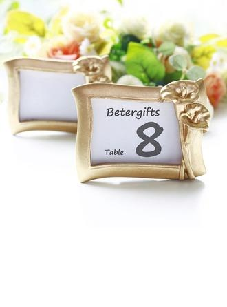 Mariage - Shells by the Sea Authentic Shell Place card Holder(Sold in a single) - BeterWedding