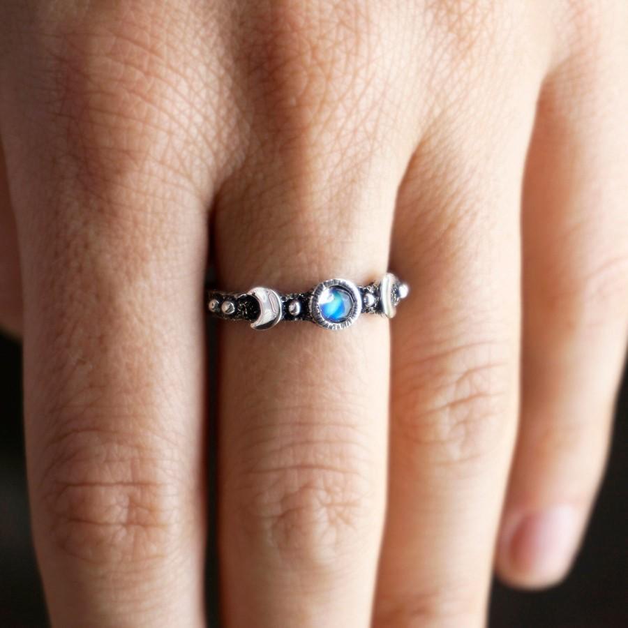 Hochzeit - Moonstone ring