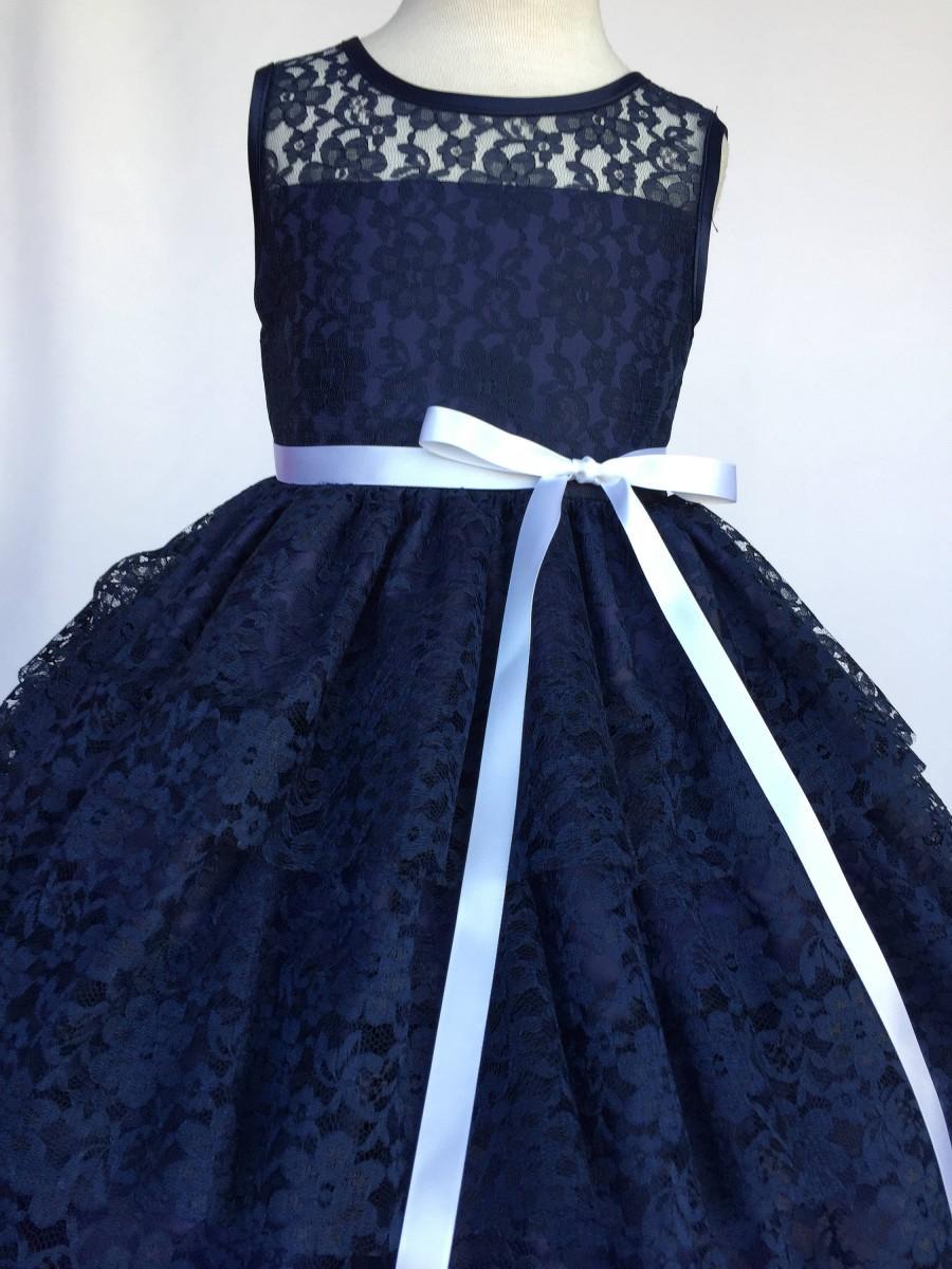 f908d7a3c7d0b Navy Blue Junior Formal Dress