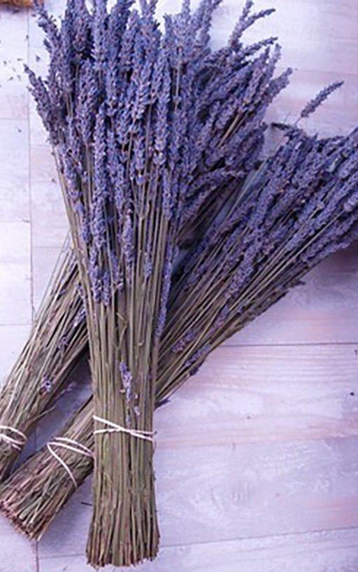 Wedding - SALE Lavender Dried 2.5 oz bunch 200 Stems bundle 2018 Fragrant bouquets, crafts weddings Grosso English dried lavender bundle best seller