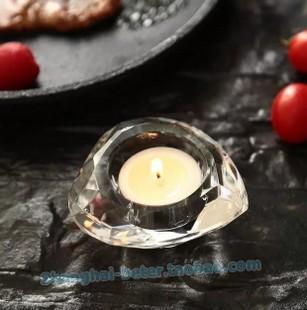 Mariage - 倍樂禮品®Tealight Holder Crystal candle Party Reception Decor SJ002