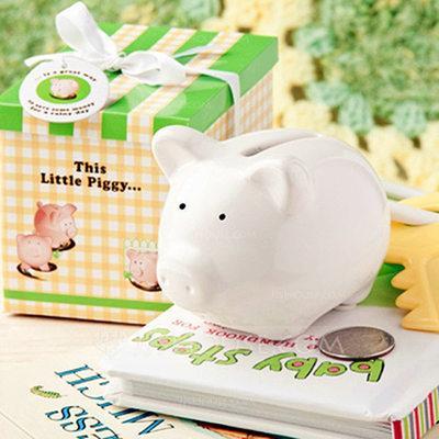 Mariage - Shanghai Beter Gifts Ceramic Mini-Piggy Bank