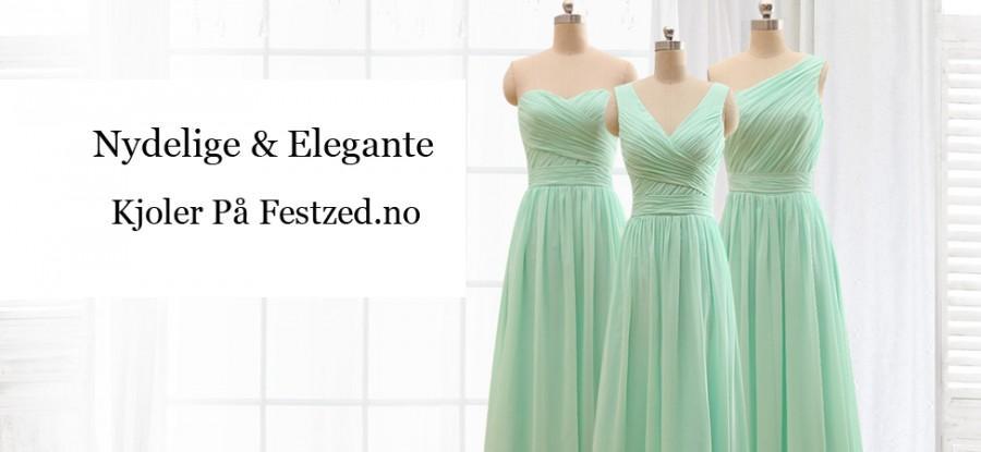 Wedding - Festkjoler På Nett,Billige Kjoler til Fest Online På Festzed Norge