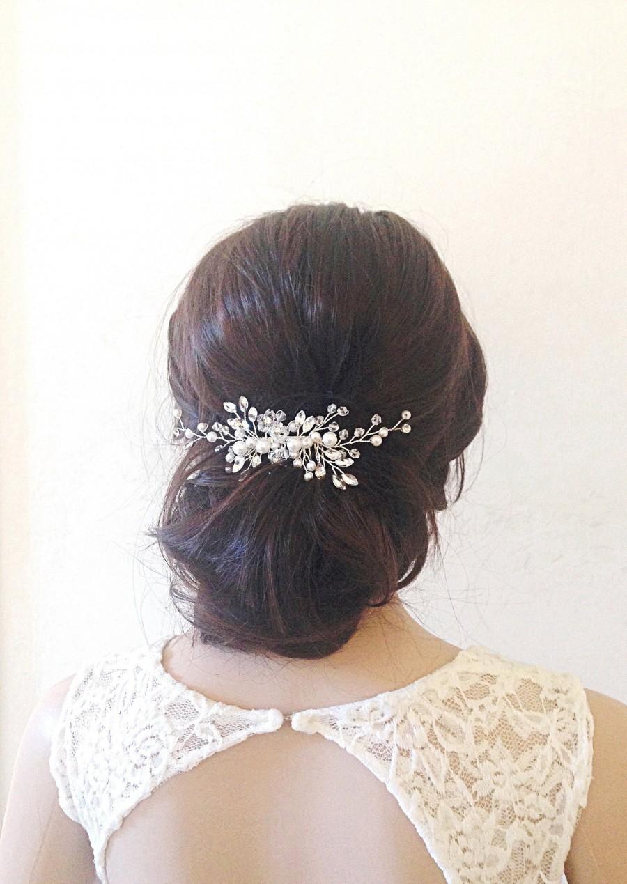 Wedding - Bridal hair comb,wedding hair comb,bridal hair piece,wedding hair piece,bridal hair clip,bridal hair accessories,bridal hair accessory