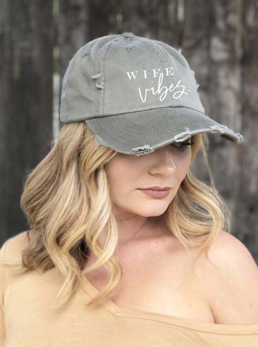 Mariage - Bride Hat, Mrs Hat, Bachelorette Hats, Just Married Hat, Honeymoon Hat, Engagement Gift, Bridal Shower Gift, Bride Gift, Newlywed Gift