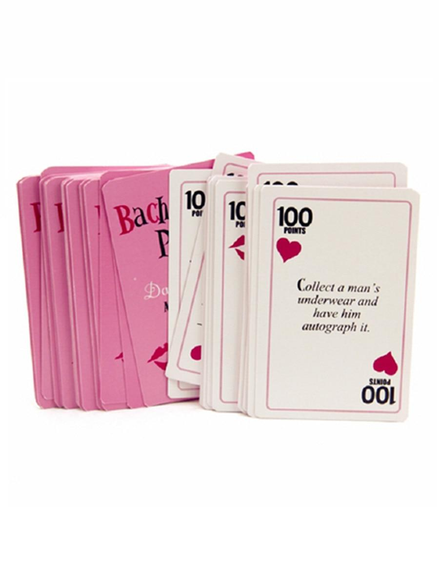 Mariage - Bachelorette Party Dare to Do It Card Game BeterWedding Party Supplies  http://Shanghai-Beter.Taobao.com