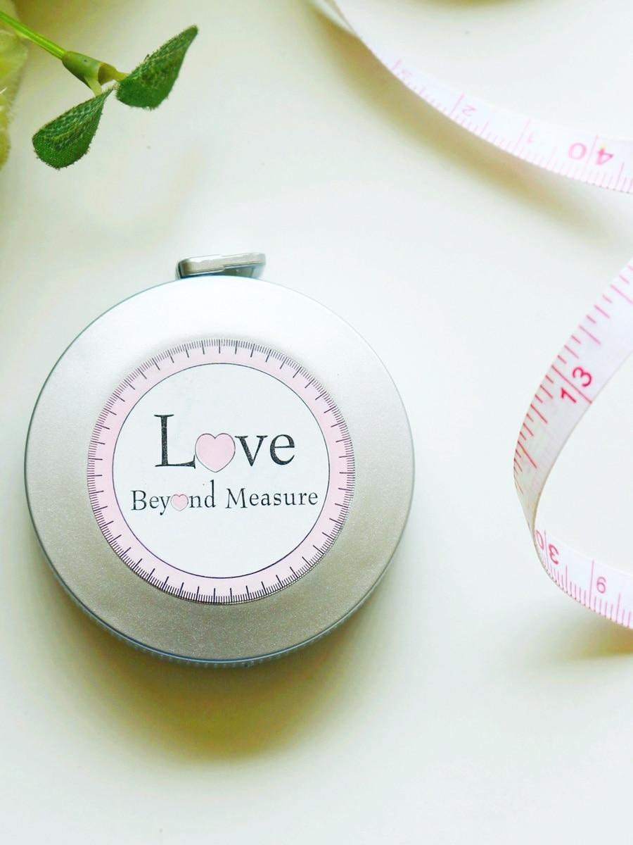 Mariage - BeterWedding Love Beyond Measuring Tape Keychain Kindergarten favor ZH004  http://Shanghai-Beter.Taobao.com