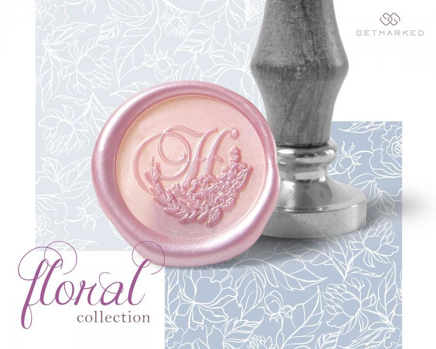 Hochzeit - Candelabra - Premium Multi-Layer Wax Seal Stamp Template by Get Marked (PS0008)