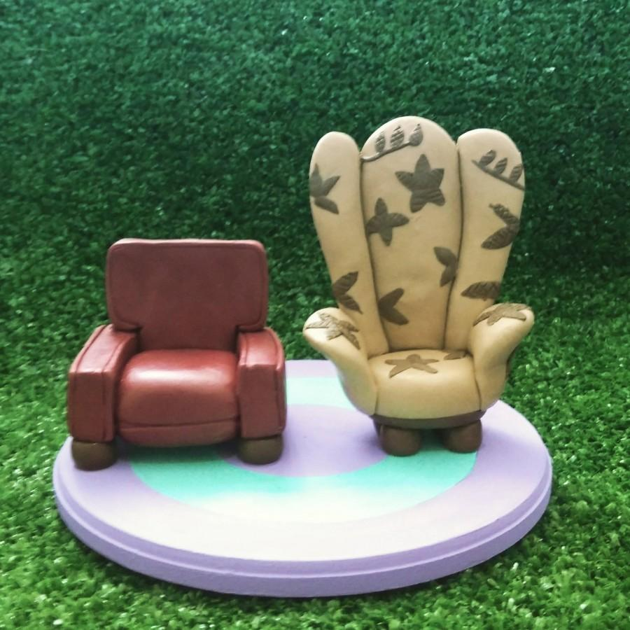 Свадьба - Carl and ellie chairs