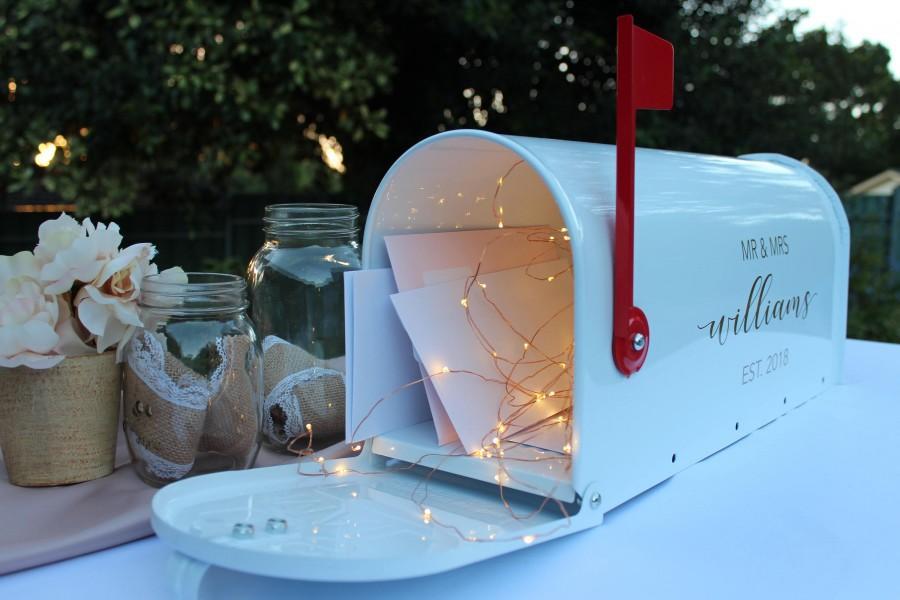 Свадьба - Wishing Well Mailbox