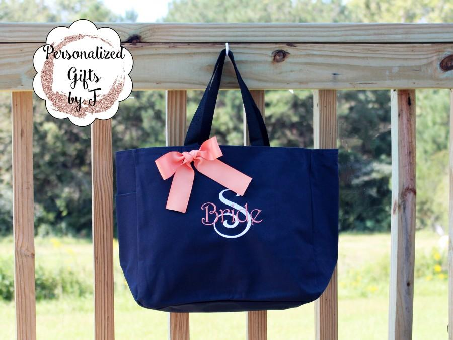 Wedding - 11 Personalized Tote Bags, Gifts for friends, Gifts for co workers (ESS1)