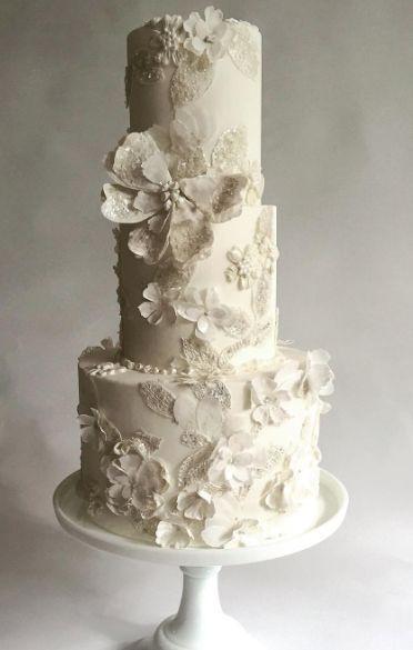 Hochzeit - Wedding Cake Inspiration - Maggie Austin Cake