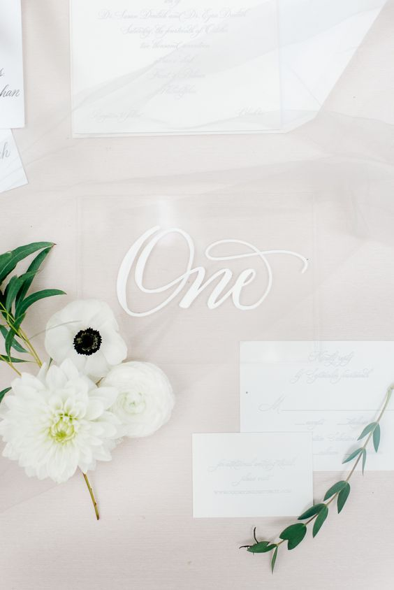 Wedding - 10 Beautiful DIY Styling Ideas For Weddings