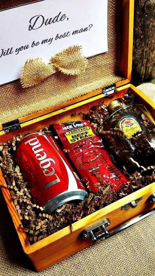 Свадьба - 7 Gift Sets To Pop The Question: Will You Be My Groomsmen?