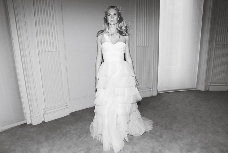 Hochzeit - Alberta Ferretti 'Forever' Collection