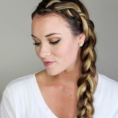 Hochzeit - 3 Ways To Perfect A Side Braid #sidebraid #hairtutorial #beauty