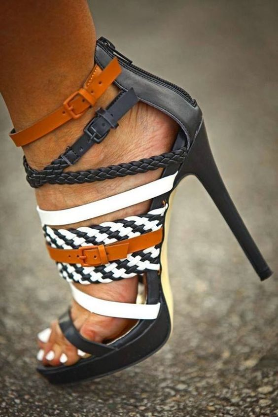 Свадьба - Collection Of Gorgeous Women Shoes That Will Simply Drive You Crazy - Trend To Wear