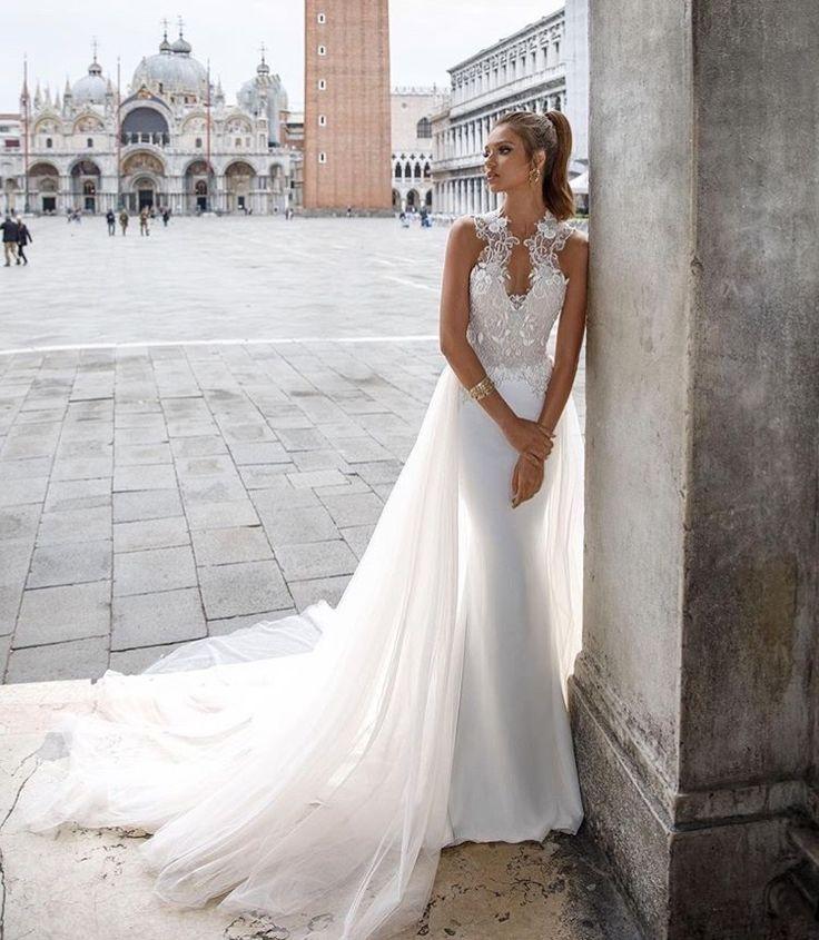 Свадьба - This. Is Practically My Dream Dress. -k