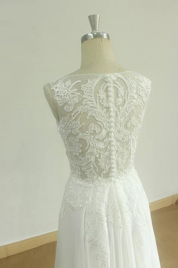 Hochzeit - 7 Thrilling Simple Ideas: Wedding Gowns Vintage Skirts Wedding Dresses Open Back Boho.Wedding Dresses Sirena Ruffle Beading …