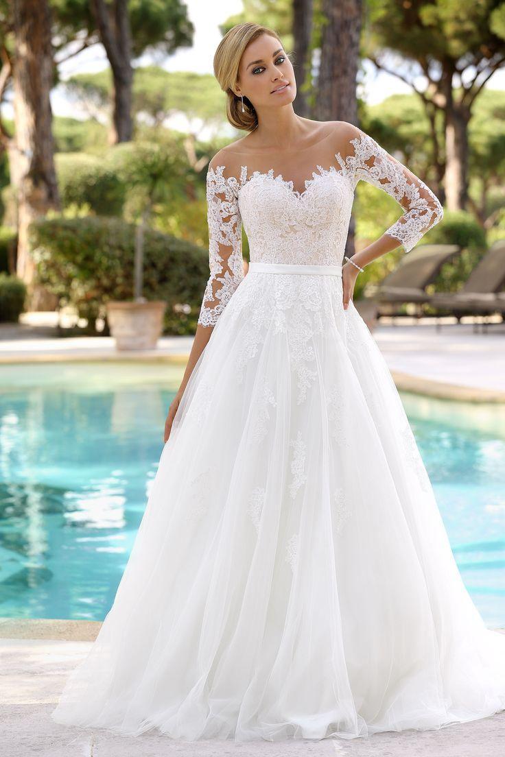Свадьба - Ladybird Wedding Dress! Www.ladybird.nl - Bruidsmode - Trouwjurken - Bruidsjurken - Bridal Gowns - Brautkleider