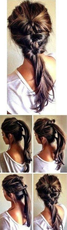 Mariage - Amazing Hairstyle In Less Than 5 Minutes