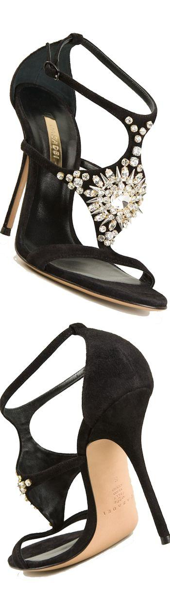 Hochzeit - Casadei Step It Up With A Statement-Making Sandal Or Pump! Via LookandlovewithLolo