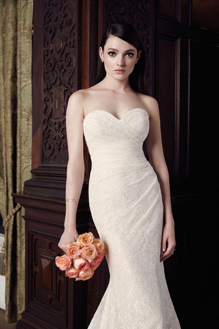 Свадьба - Designer Wedding Dresses Made With Love In Canada