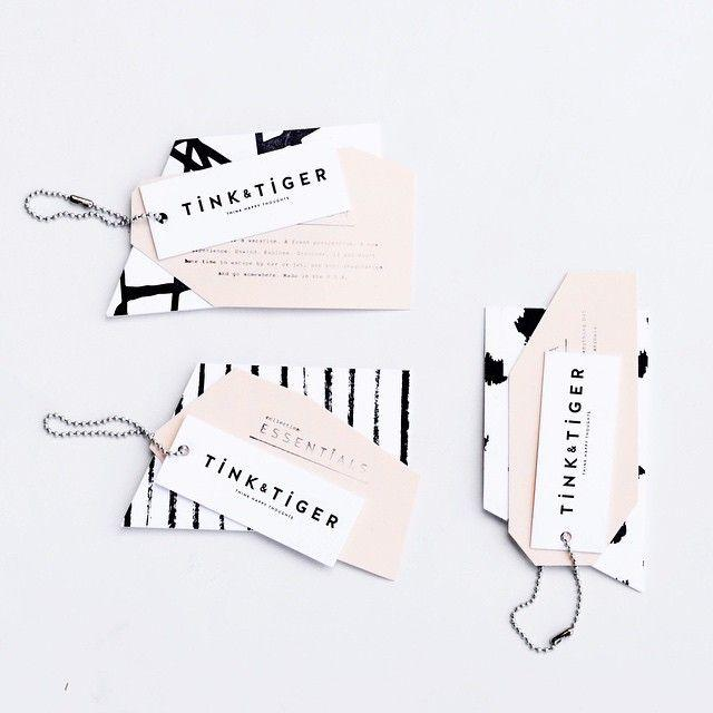 Hochzeit - Cool Branding Stuff By 42Pressed For Tink   Tiger... It's All In The Details