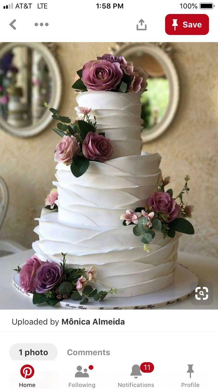 Hochzeit - Wedding Cake In 2019
