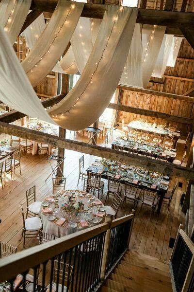 Hochzeit - Rustical Wedding Idea
