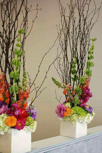 Hochzeit - Цветы