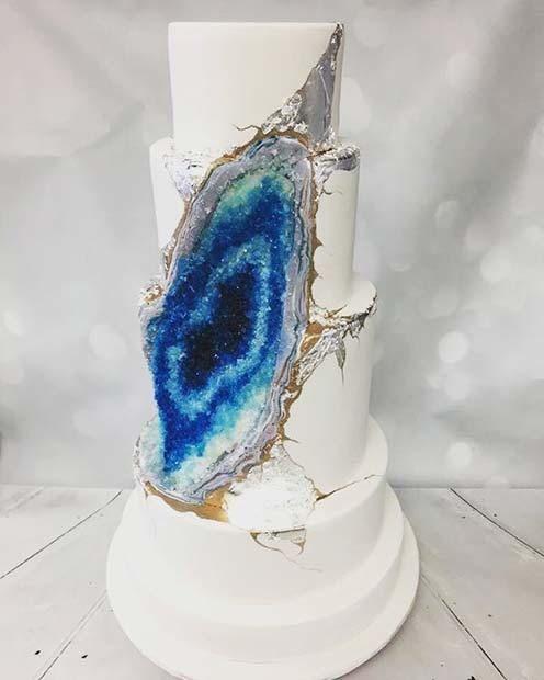Свадьба - 23 Stunning Spring Wedding Cakes To Inspire