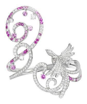 Свадьба - Van Cleef & Arpels Bird Of Paradise Bracelet