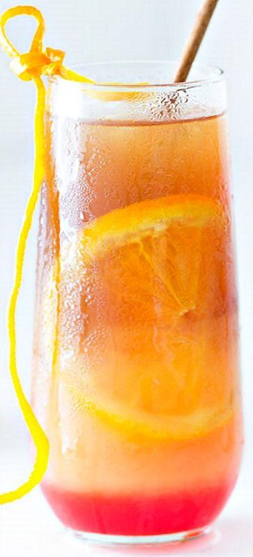 Wedding - Tropical Fruit Punch Iced Tea