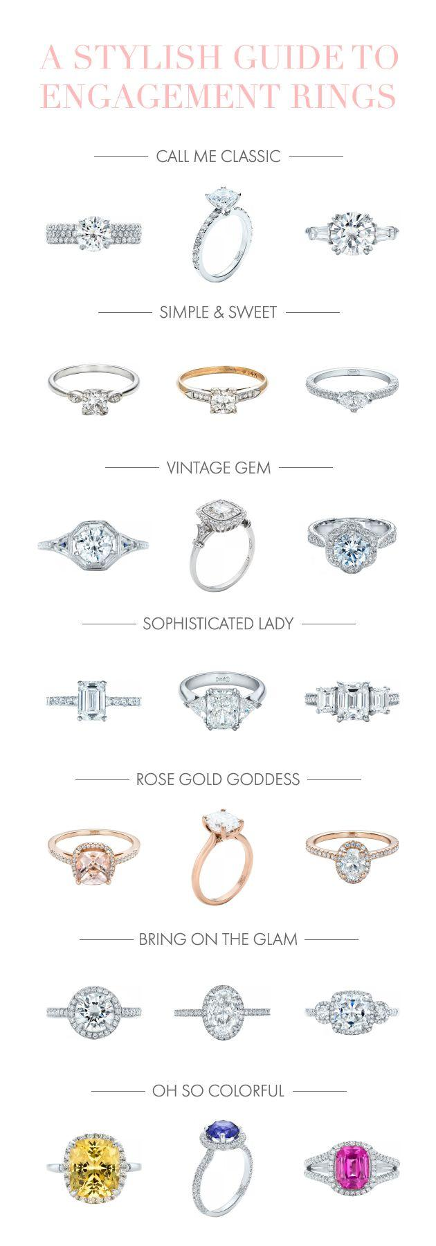 Wedding - Find The Perfect Engagement Ring With Joseph Jewelry