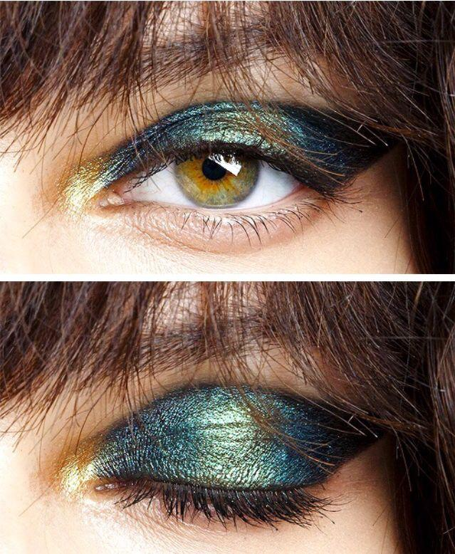 Свадьба - Esse Olho Esfumaçado De Verdeficam Principalmente Bem Em Negras E Mulheres Com Olhos Claros:)!Se Joga:)