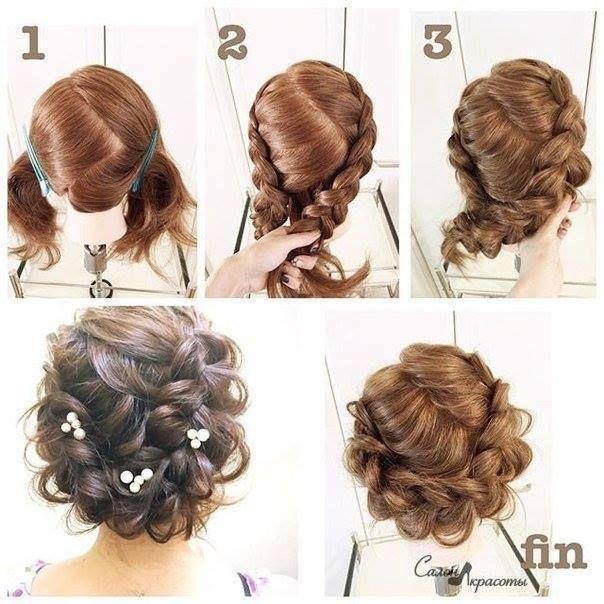 Hochzeit - Hair Ideas