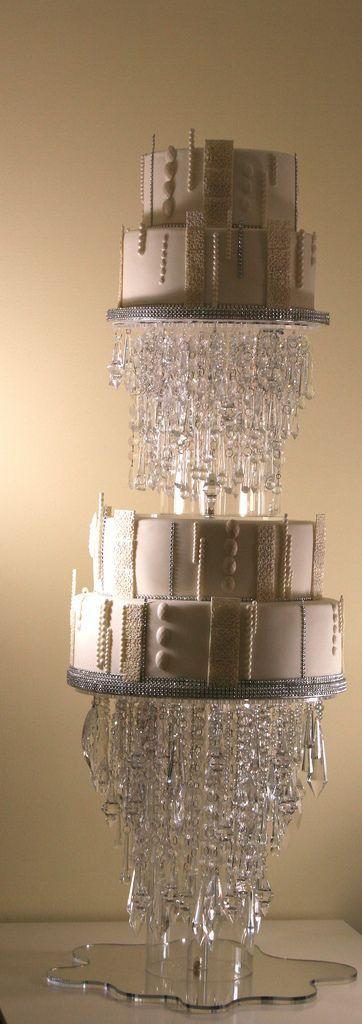 Mariage - Crystal Wedding Cake