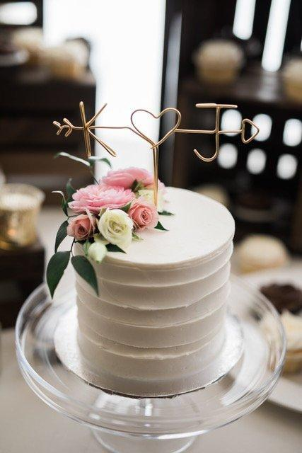 Свадьба - Rustic Wire Initial Wedding Cake Topper, Wire Wedding Cake Topper, Rustic Wedding Cake Topper, Personalized Cake Topper, Wedding Cake Topper