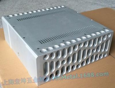 Hochzeit - CNC Aluminium Chassis Precision CNC Parts Manufacturing