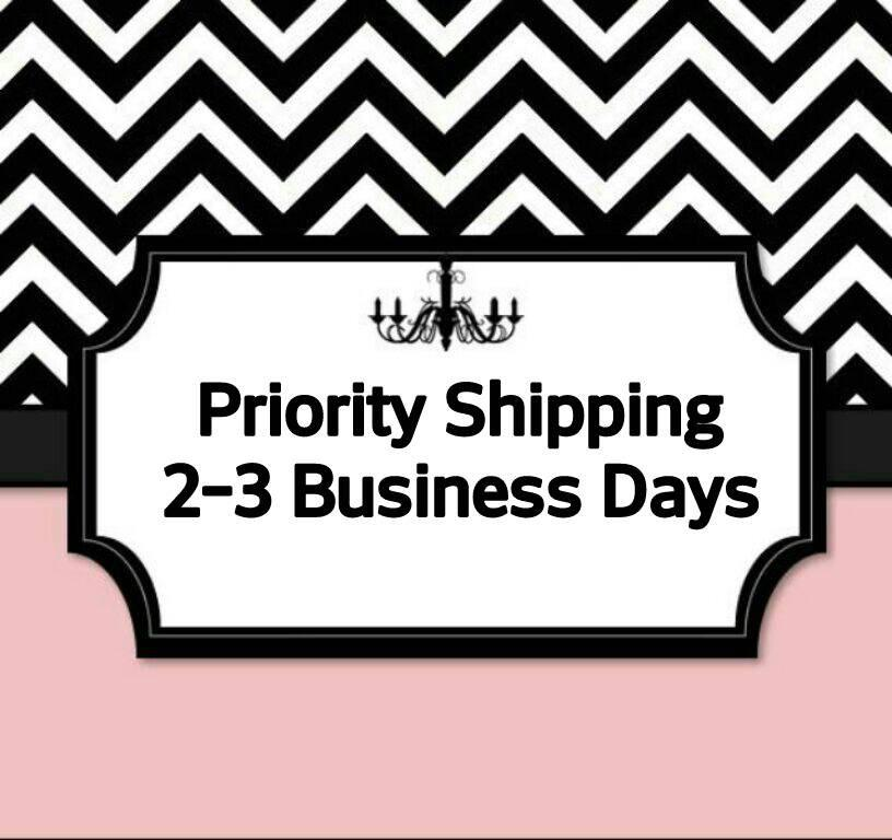 Свадьба - Rush My Order & Priority Shipping Upgrade 2-3 Business Days