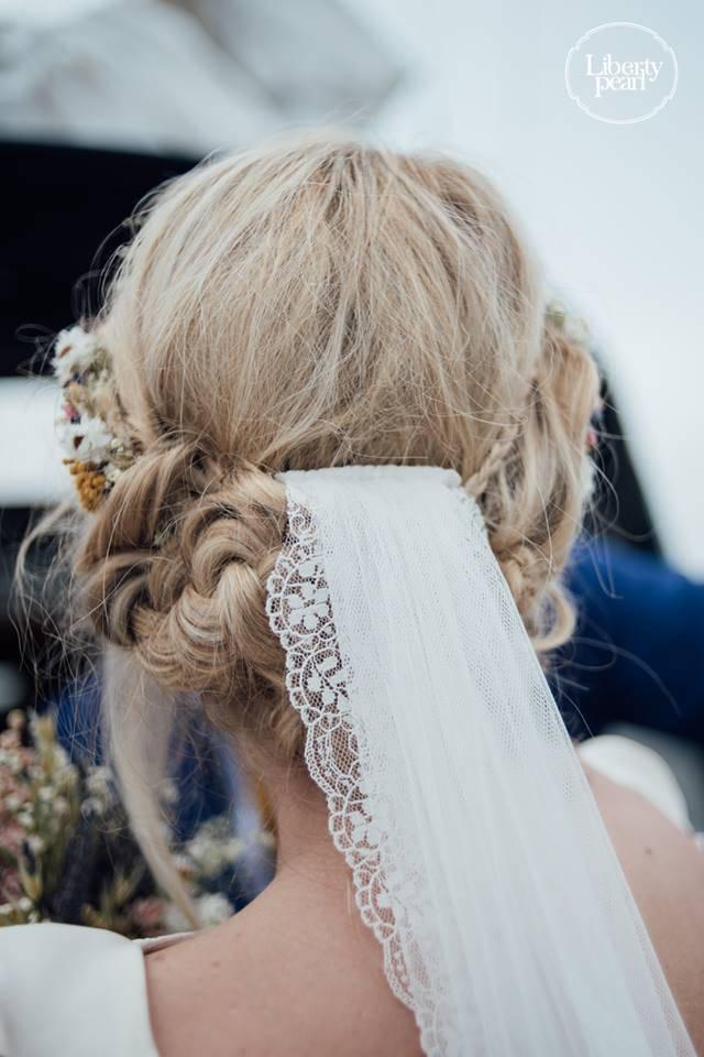 Mariage - REXCOTE lace classic veil, Wedding veil, boho wedding veil, lace wedding veil, silk veil, cathedral veil, ivory veil