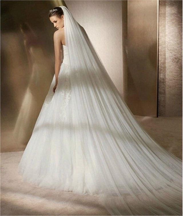 Wedding - Bridal Wedding Veil