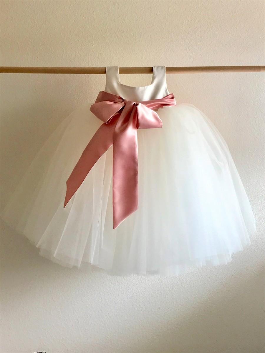 Mariage - Flower Girl Dress