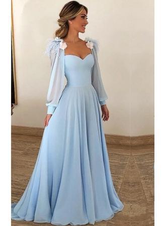 Свадьба - Elegante Abendkleider Lang Günstig