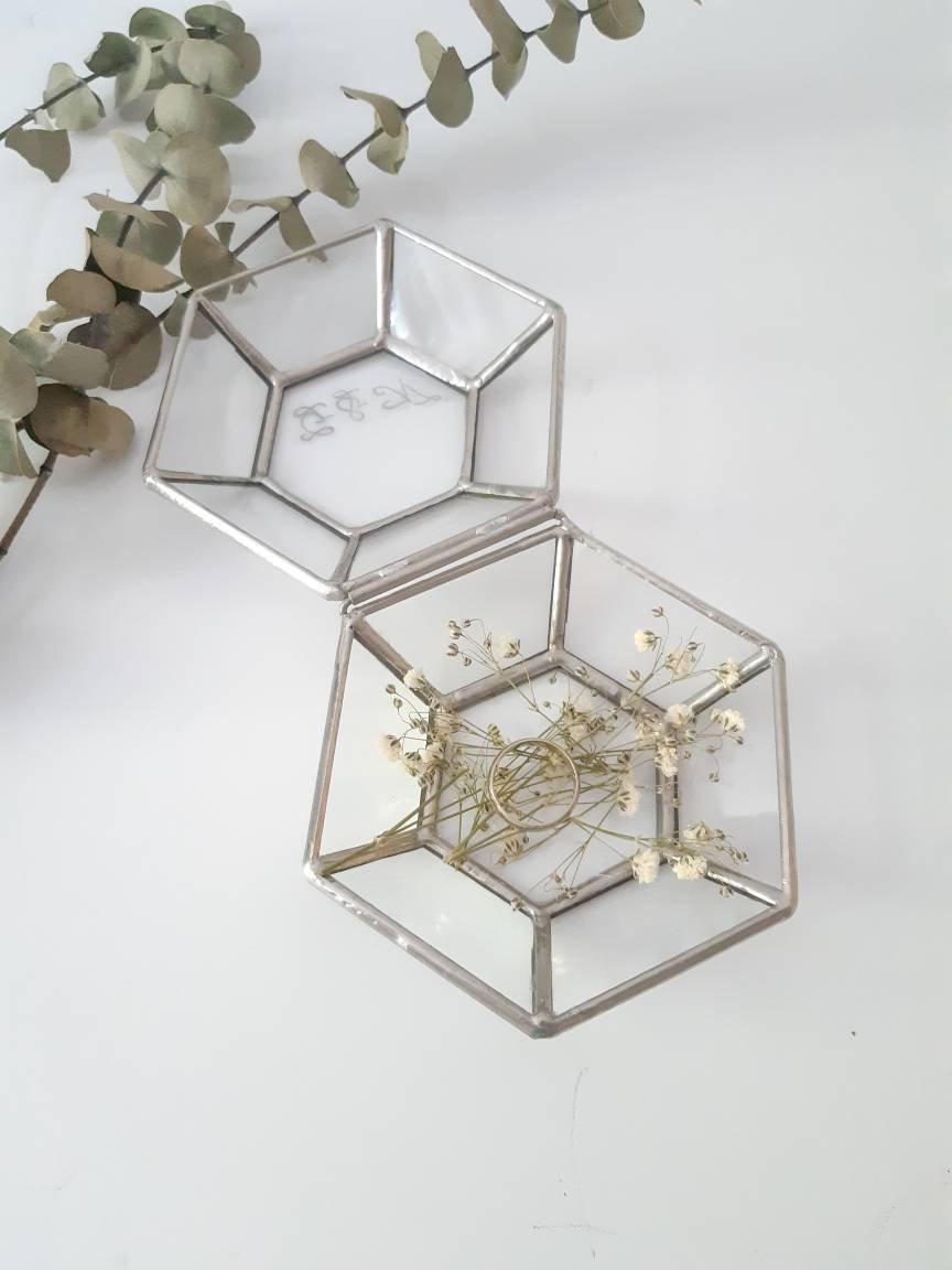 Mariage - Custom Wedding/Engagement Ring box
